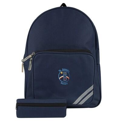 St Joseph's Nursery Backpack