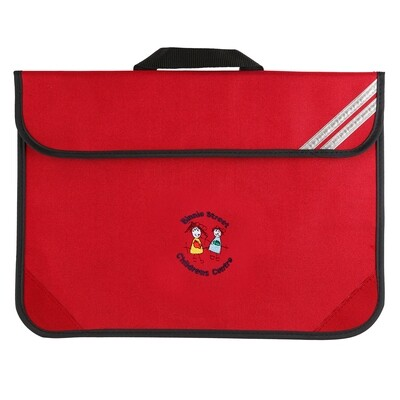 Binnie Street Nursery Book Bag (choice of colours)