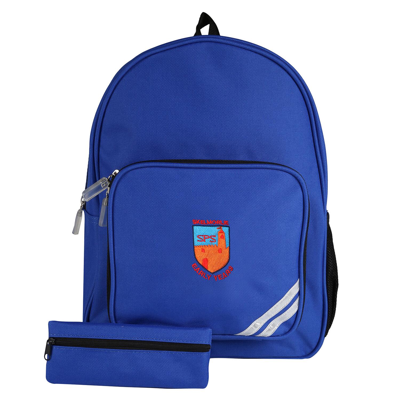 Skelmorlie Early Years Backpack