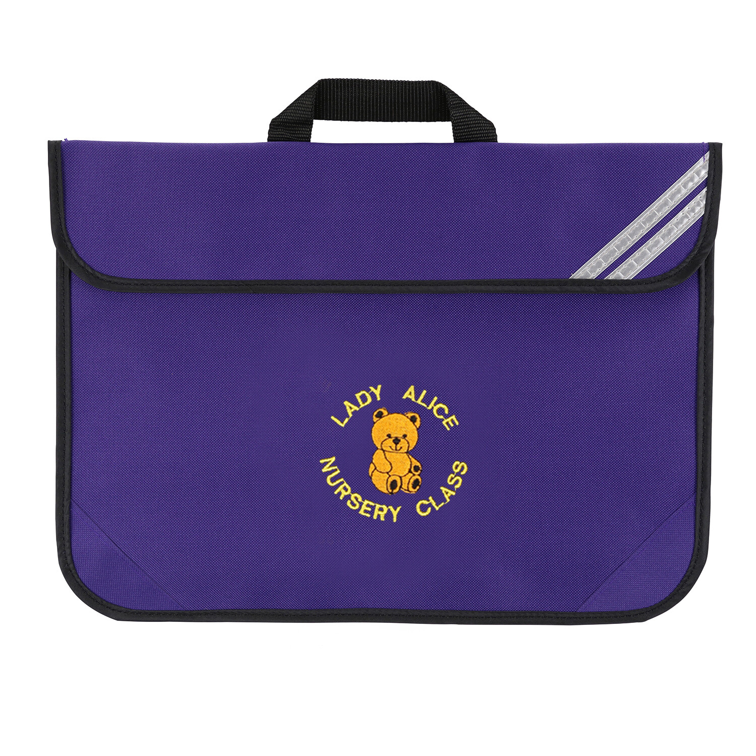 Lady Alice Nursery Book Bag