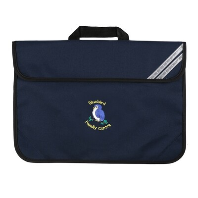 Bluebird Family Centre Book Bag