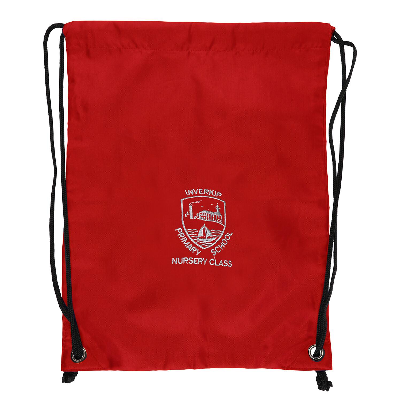 Inverkip Nursery Class Gym Bag