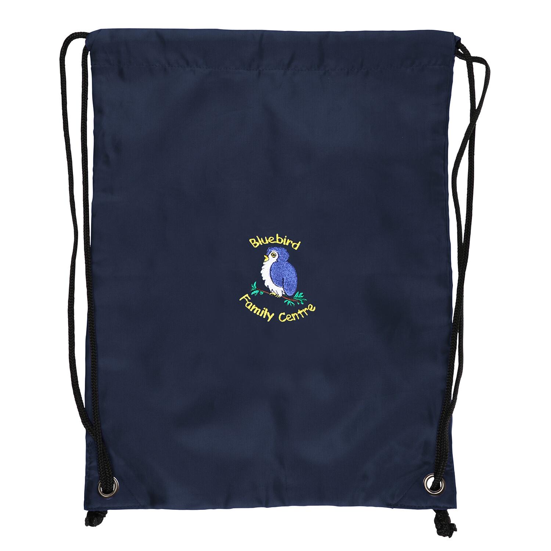 Bluebird Family Centre Gym Bag