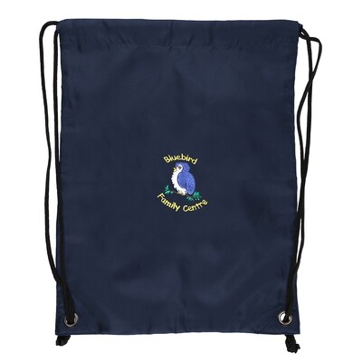Bluebird Family Centre Gym Bag