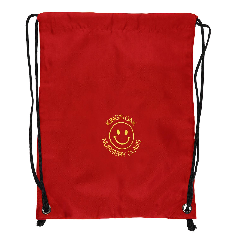 King's Oak Nursery Gym Bag