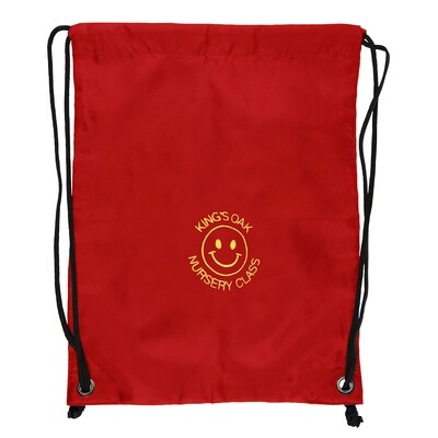 King's Oak Nursery Gym Bag