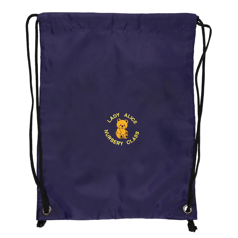 Lady Alice Nursery Gym Bag