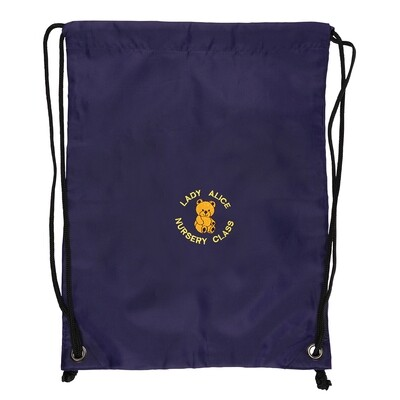 Lady Alice Nursery Gym Bag