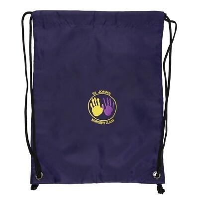 St John's Nursery Gym Bag