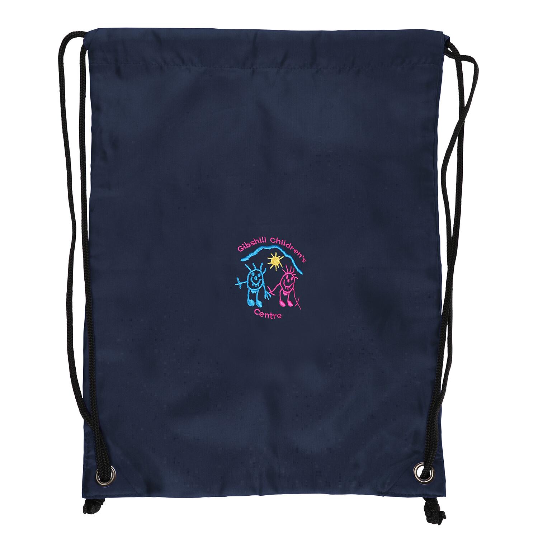 Gibshill Childrens' Centre Gym Bag