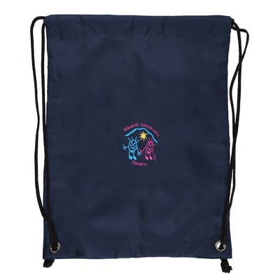 Gibshill Childrens' Centre Gym Bag
