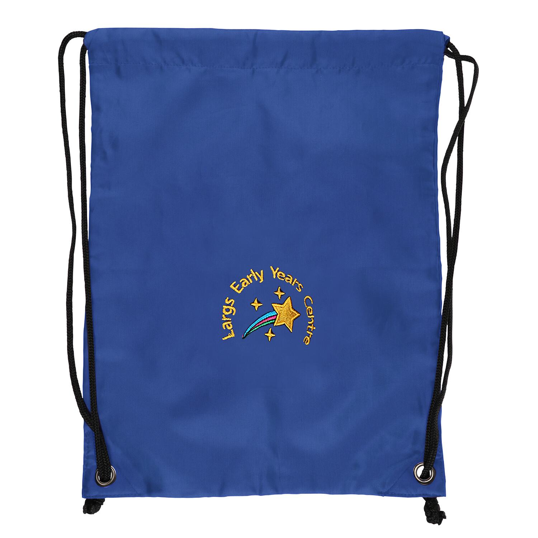 Largs ELC Gym Bag
