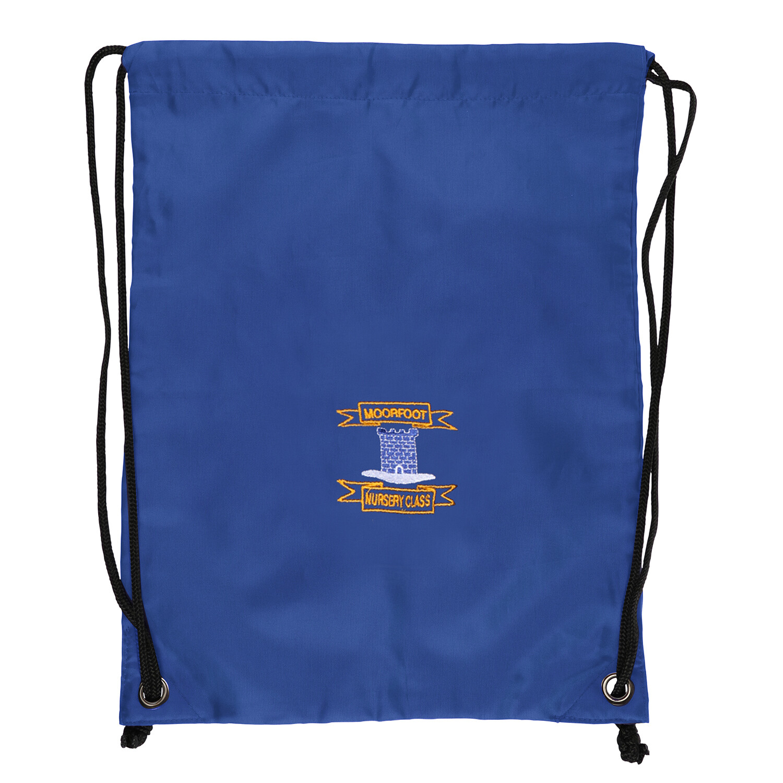 Moorfoot Nursery Gym Bag