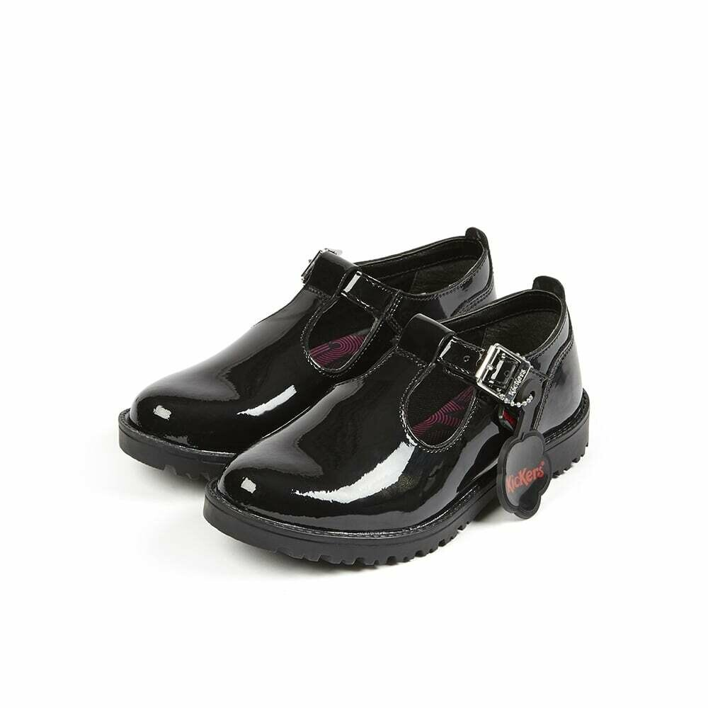 Kickers 'Lachly' in Leather