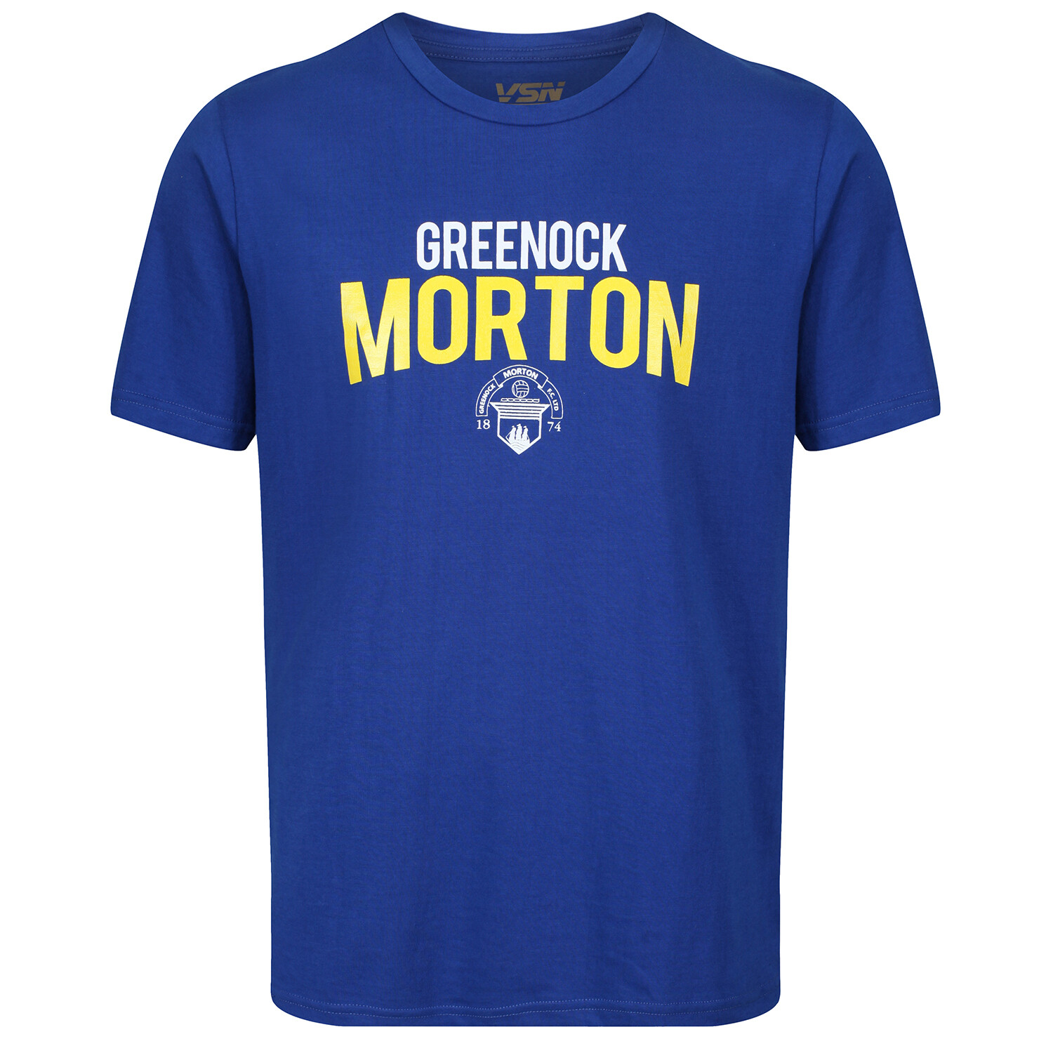 Morton 'In Yellow' Leisure T-Shirt