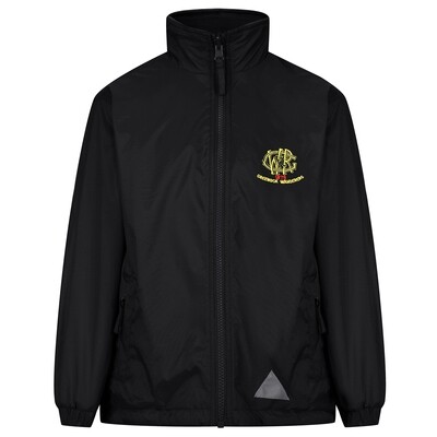 GWRFC 'Lightweight' Rain Jacket (Fleece lined) (RCSMISTRAL)