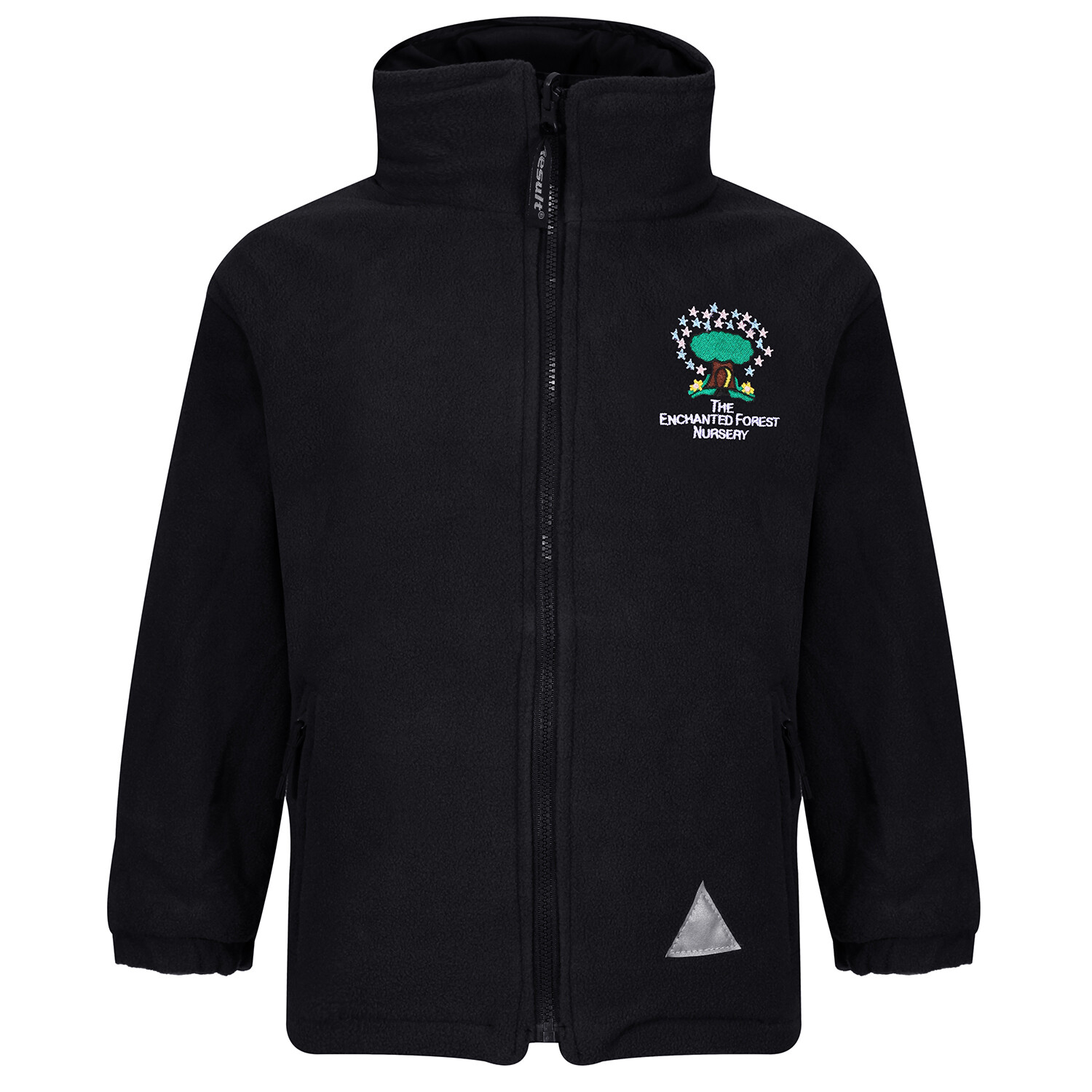 Enchanted Forest Nursery Staff Fleece (Ladies) (RCSH851)