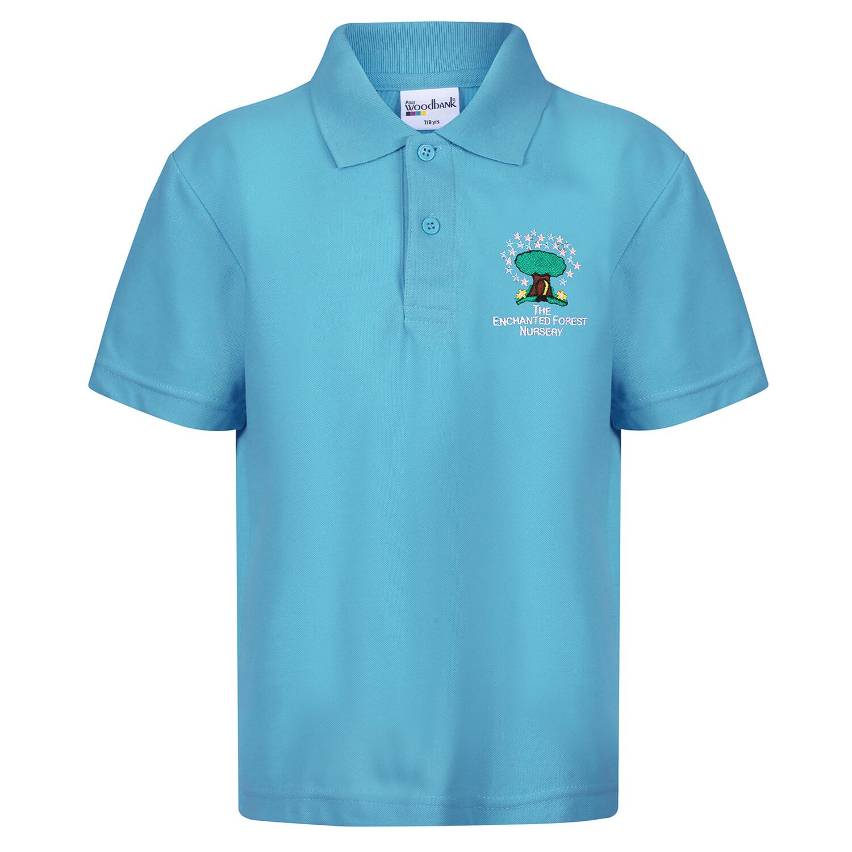 Enchanted Forest Nursery Staff Polo Shirt (Ladies) (RCSK703)