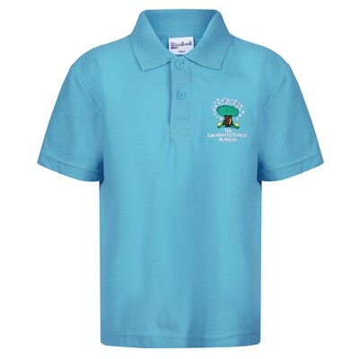 Enchanted Forest Nursery Staff Polo Shirt (Ladies) (RCSK703)