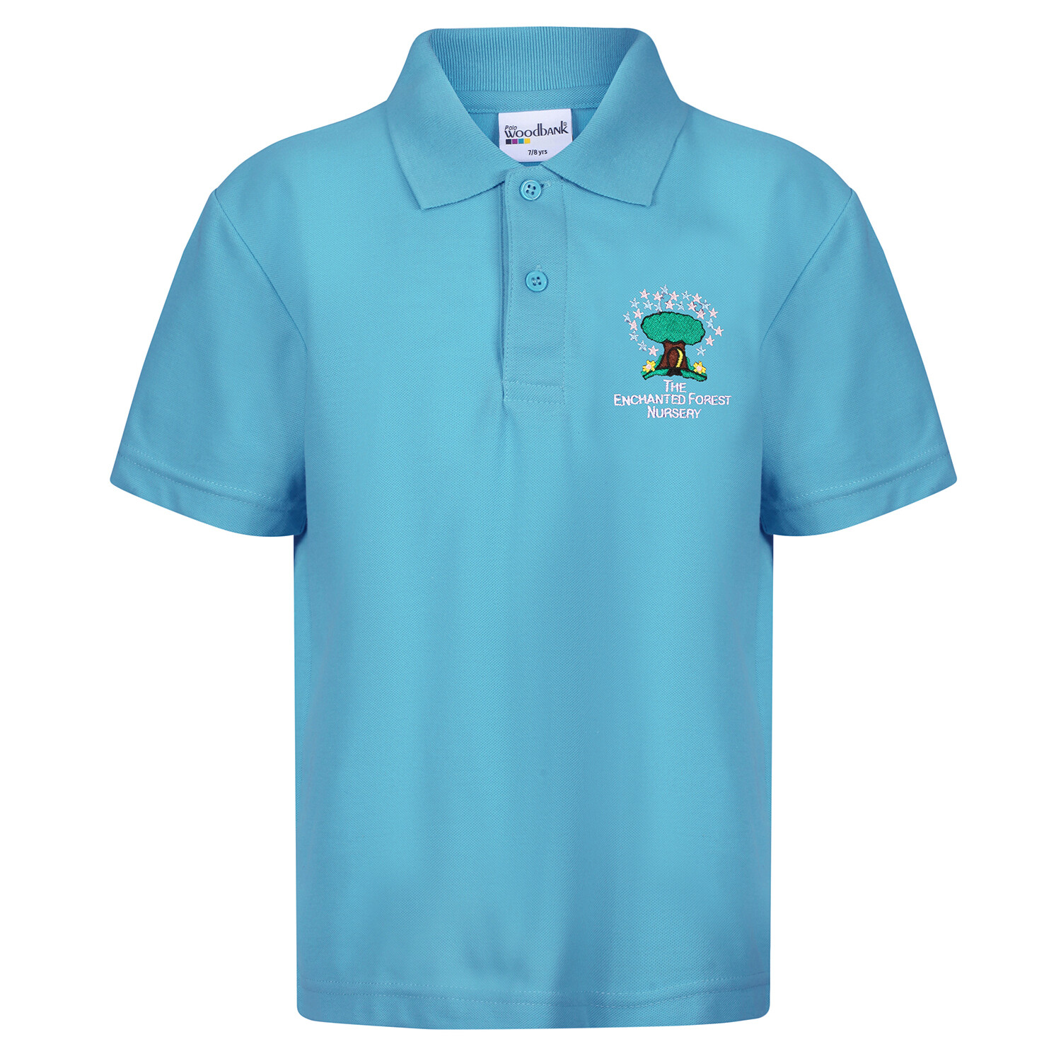 Enchanted Forest Nursery Staff Polo Shirt (Mens) (RCSK403)