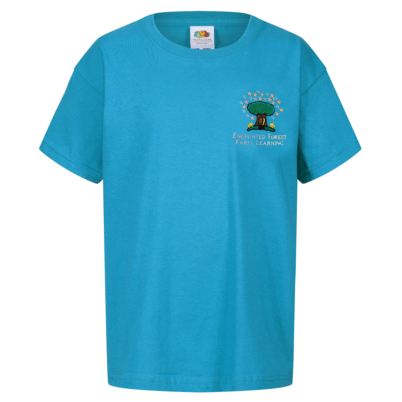 Enchanted Forest ROBROYSTON Nursery Staff T-Shirt (Mens) (RCS61082)