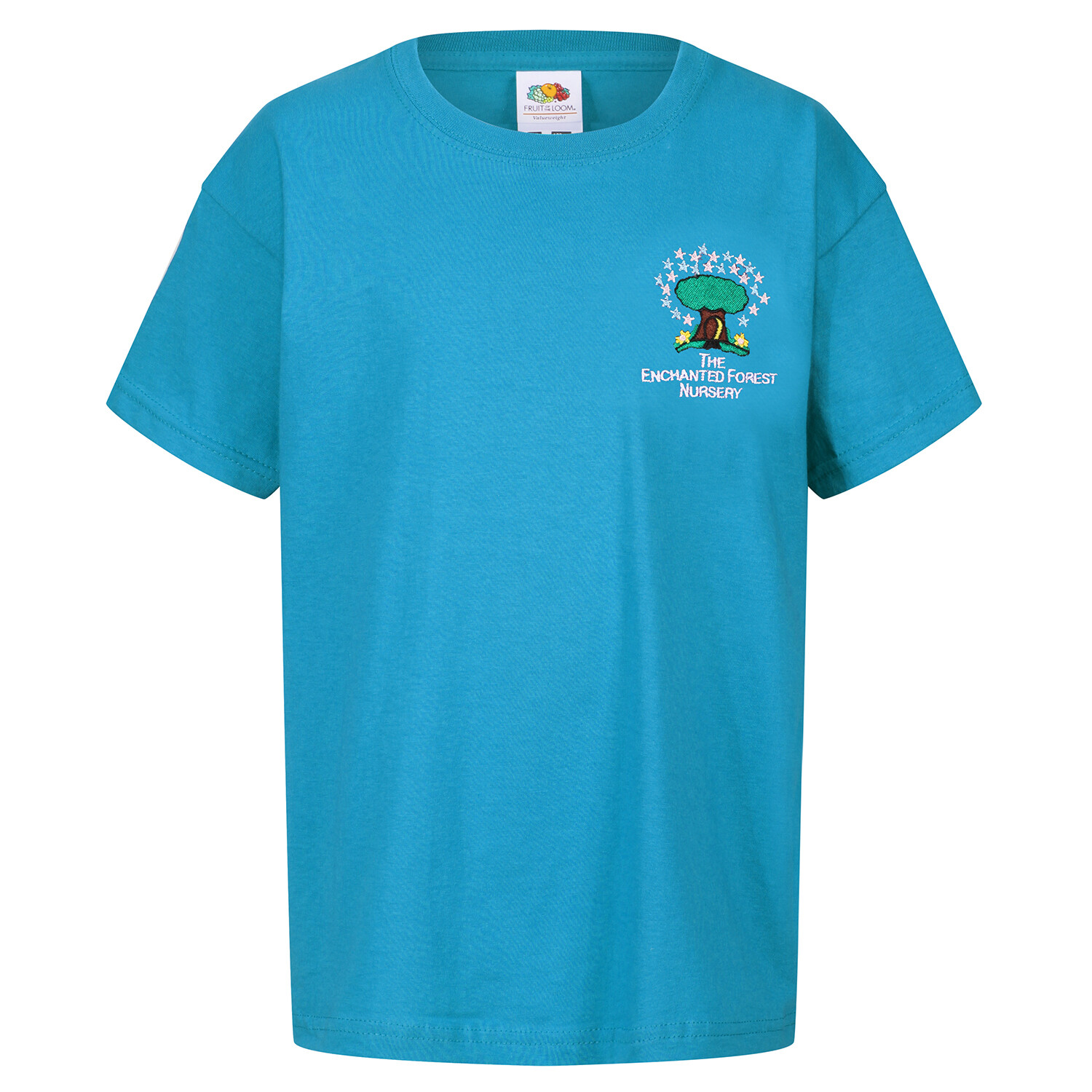Enchanted Forest Nursery Staff T-Shirt (Ladies) (RCS61420)