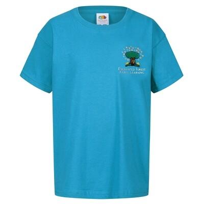 Enchanted Forest Nursery ROBROYSTON Staff T-Shirt (Ladies) (RCS61420)
