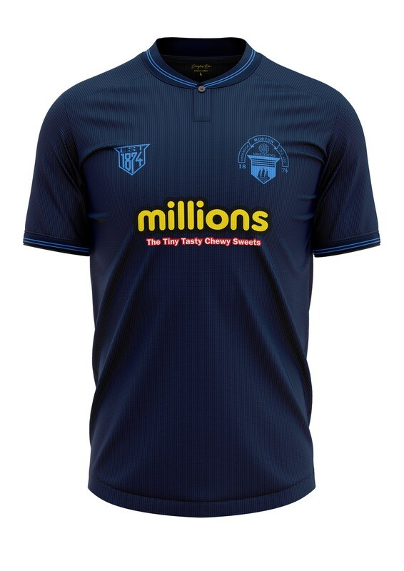 Morton 3rd Top Short-Sleeve (2020-22)