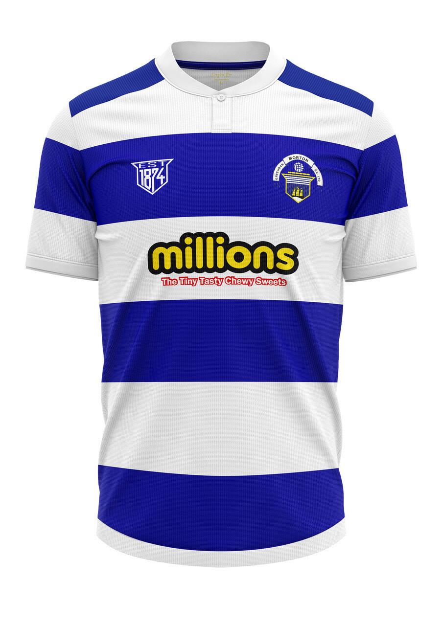 Morton Home Top Short-Sleeve (Season 2020-21)