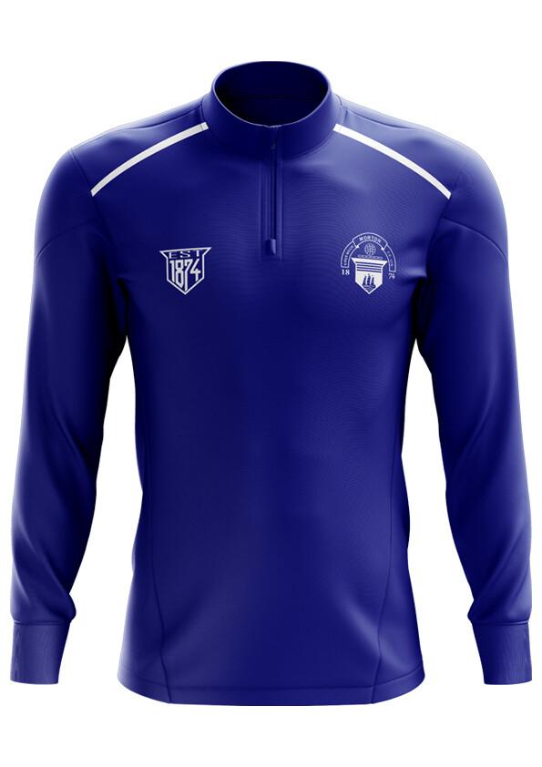 NEW Morton Quarter Zip Training Top (as worn by the Morton 1st Team)