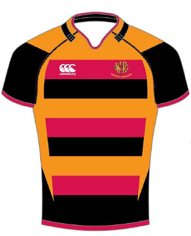 Pre-Order GWRFC Playing Top by Canterbury (Stock due 05-20 January 2021)
