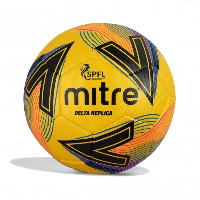 Mitre SPFL Football Size 5