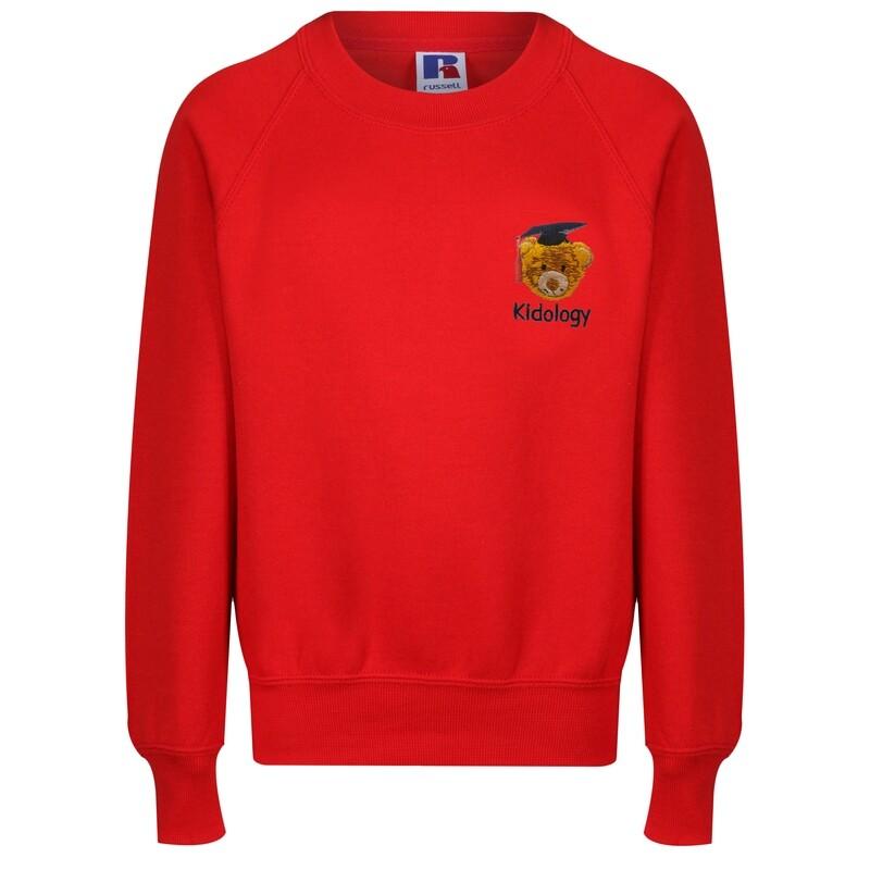 Kidology Nursery Sweatshirt