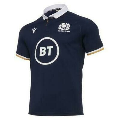 Official Scotland Rugby Top (Season 2020-21)