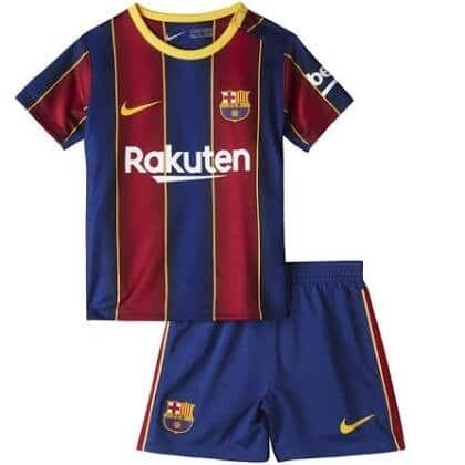 Barcelona Home Mini Kit