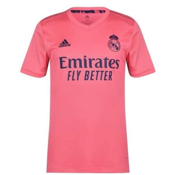 Real Madrid Away Top