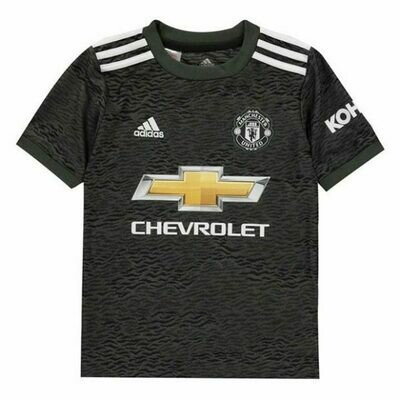 Manchester United Away Top