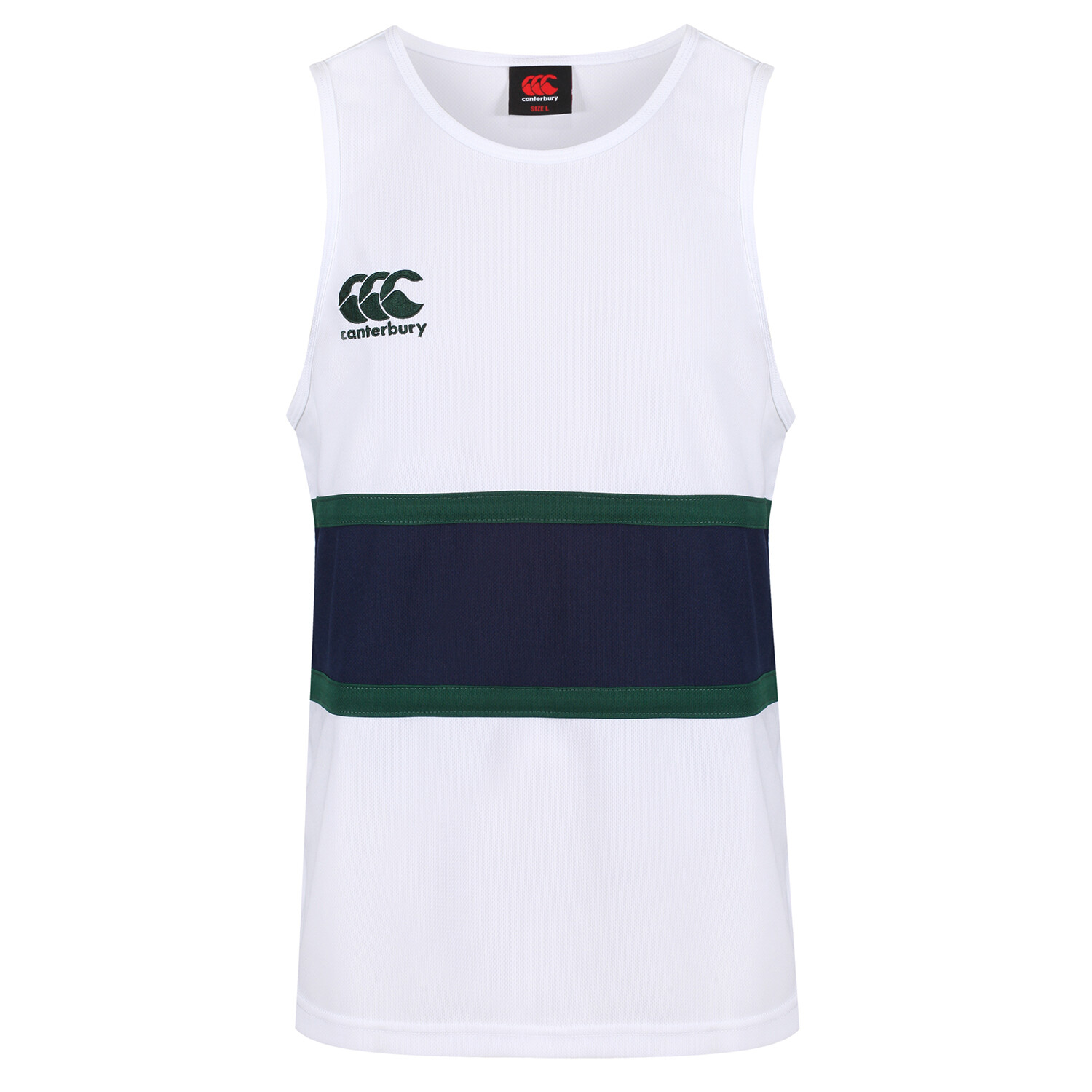St Columba's School PE Athletics Vest (J5-S6) by Canterbury
