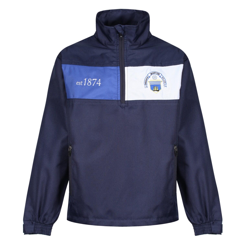 Morton Quarter Zip Rain Jacket