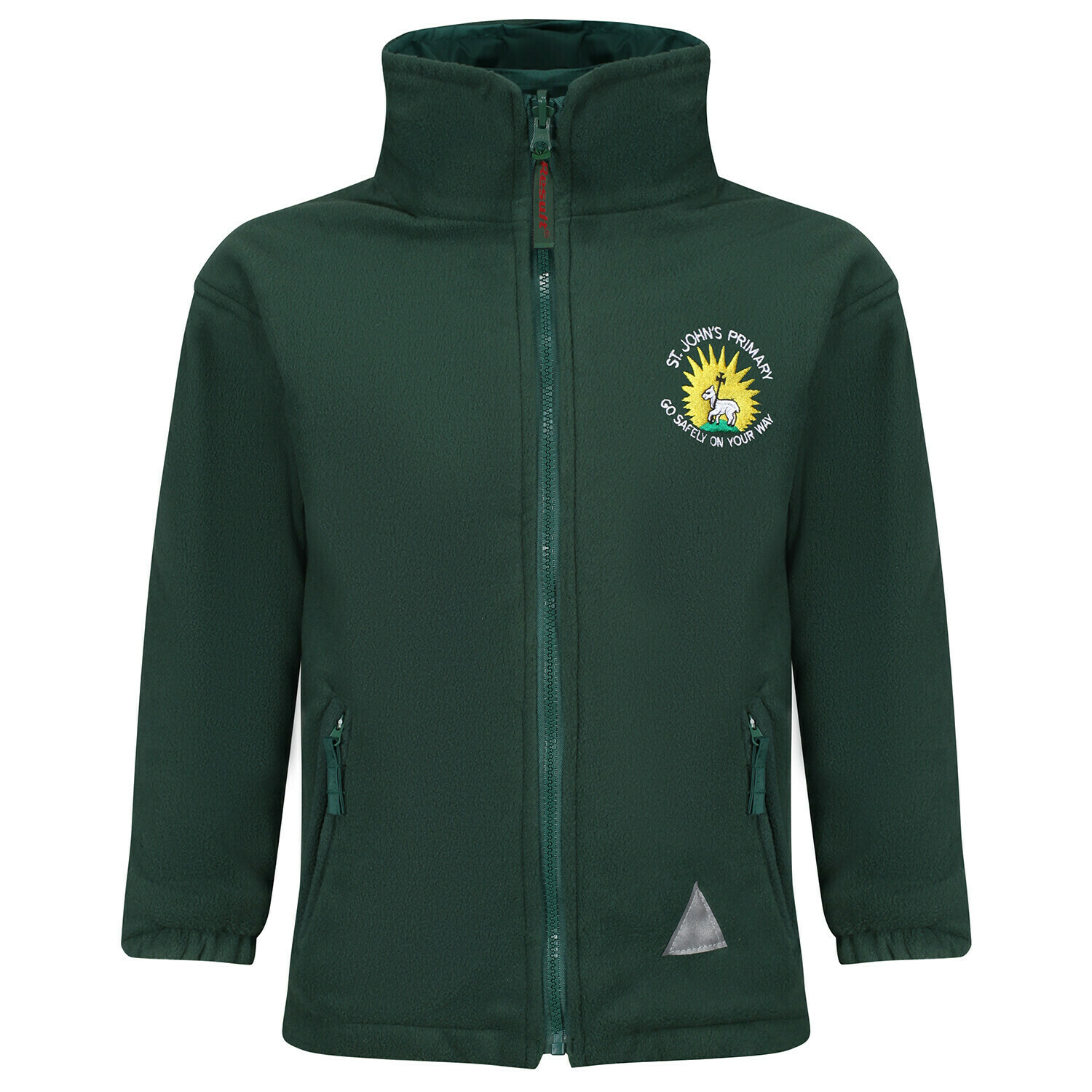 St John's Primary Staff Fleece (Unisex) (RCSRS36)