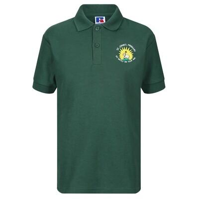 St John's Primary Staff Polo (Unisex) (RCS539M)