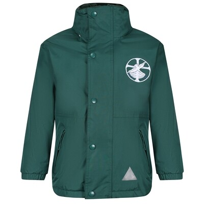 St Columba's Junior School Heavy Rain Jacket (Early Years-J6)