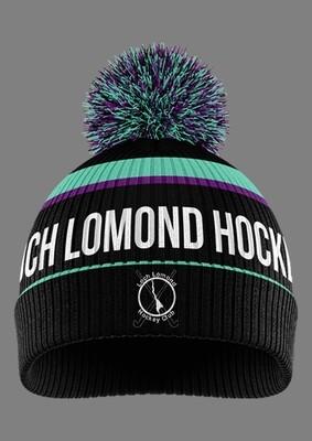 Loch Lomond Hockey Beanie Hat