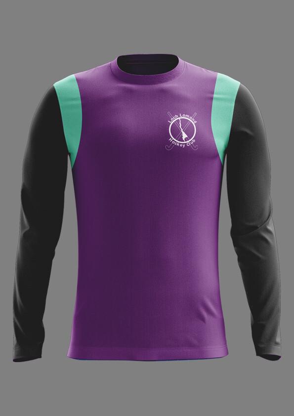 Loch Lomond Hockey Training T-Shirt in 'Long Sleeve'