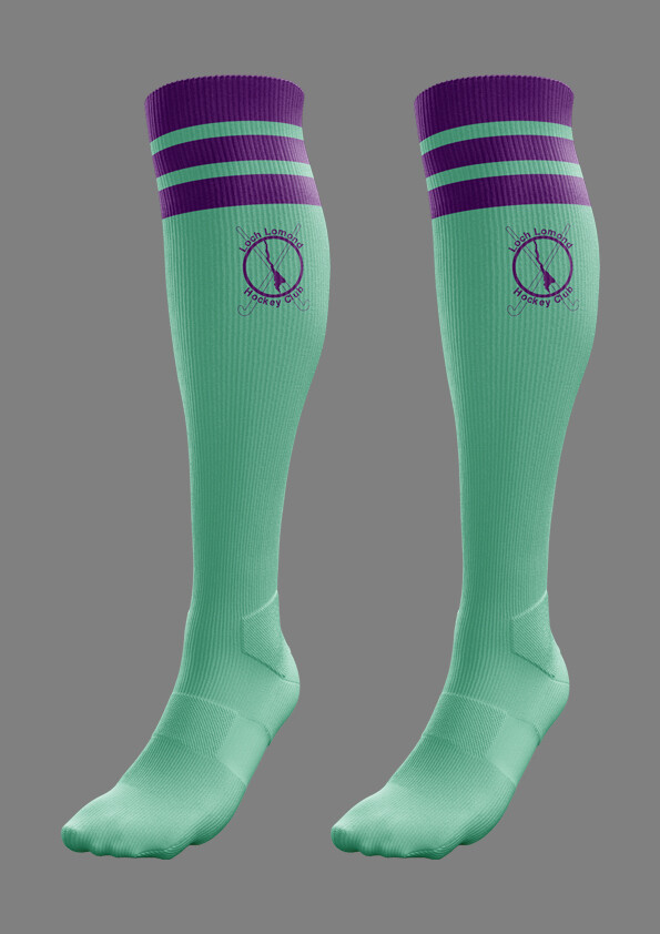 Loch Lomond Hockey Club 'Away' Playing Sock