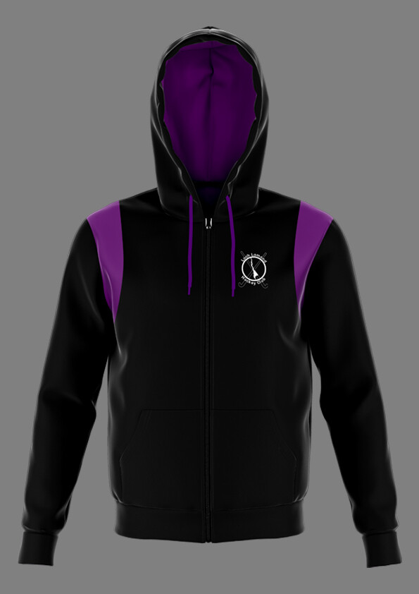 Loch Lomond Hockey 'Zipper Hoody'