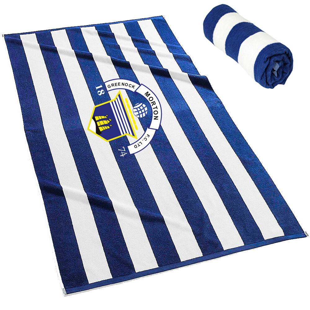 Morton Beach Towel (New product - On sale soon)