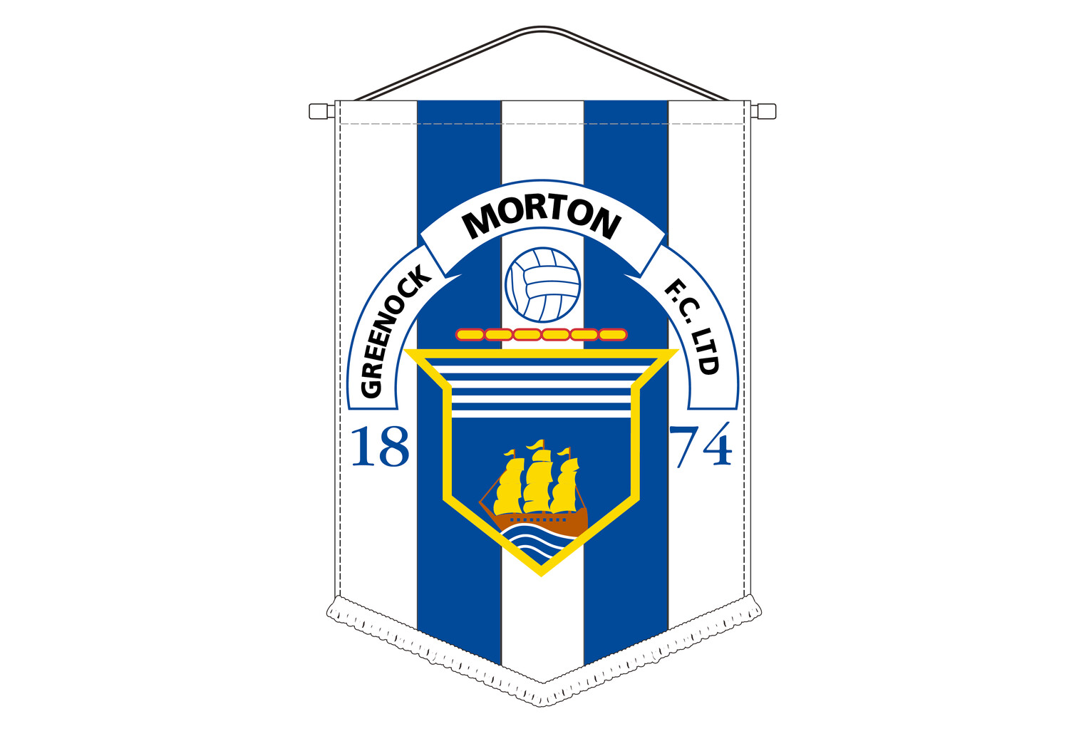 Morton Pennant (New product - On sale soon)