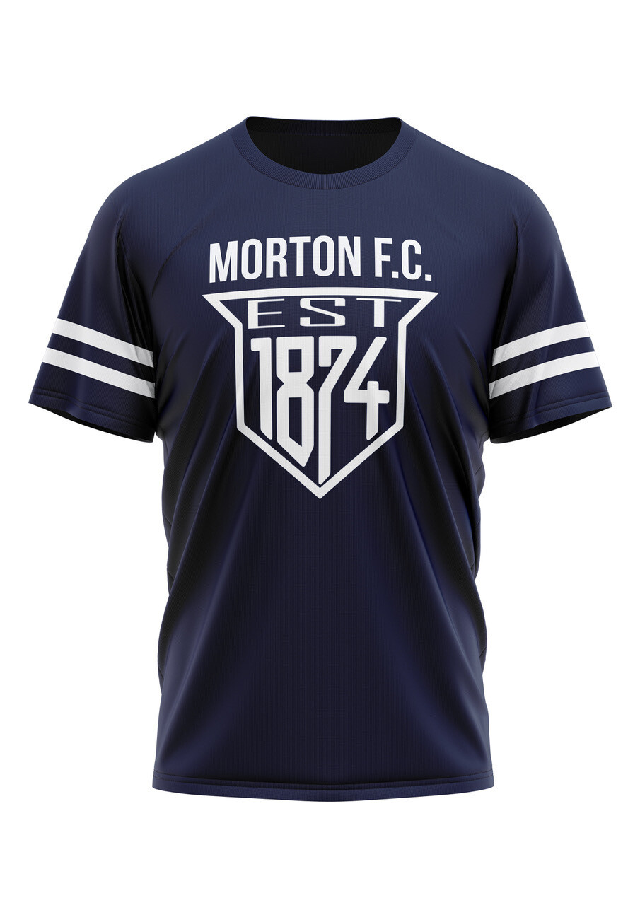 Morton T-Shirt 22 (New product - On sale soon)