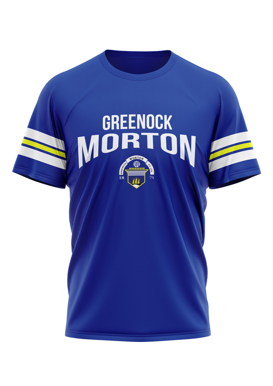 Morton T-Shirt 21 (New product - On sale soon)
